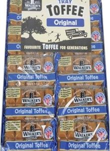 WALKER'S - ANDY PK TRAY ORIGINAL TOFFEE
