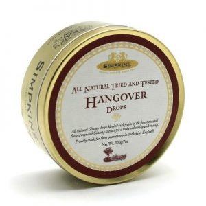 SIMPKINS GOLD LABEL TINS - HANGOVER DROPS